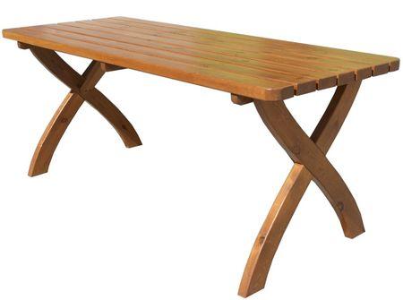 Rojaplast Asztal STRONG MASIV 180 cm