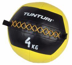 Tunturi medicinska žoga Wall Ball, 4 kg