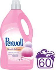 Perwoll tekući deterdžent Wool & Delicates, 3 l, 60 pranja