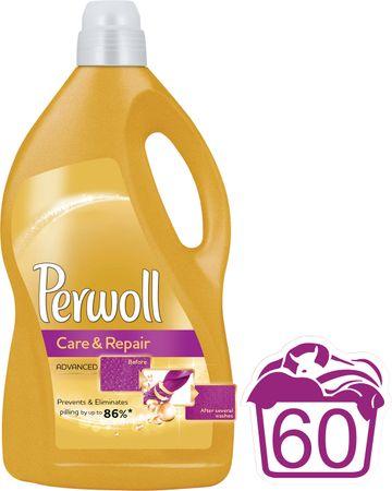 Perwoll tekući deterdžent Care & Repair, 3 l, 60 pranja