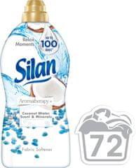 Silan Płyn do zmiękczania tkanin Coconut Water 1,8 l (72 prania)