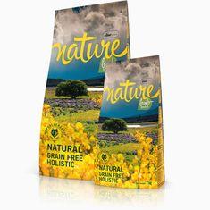 Nature suha hrana za pse z jagnjetino, 2 kg