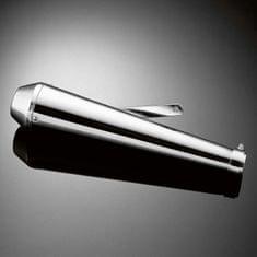 Highway-Hawk univerzálna koncovka/tlmič výfuku Megaton, priemer 38-45mm (1ks)