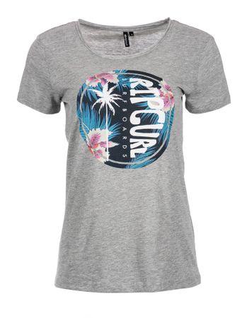 Rip Curl ženska majica GTEQG4_ss18, S, siva