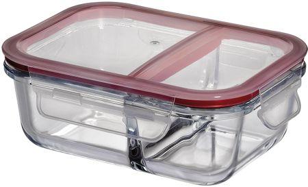 Obědový box s přepážkou, S