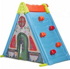 FEBER preklopna kućica za igru Play & Fold Activity House 3u1