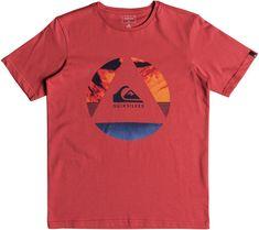 Quiksilver fantovska kratka majica SS Classic Tee Fluid Turns Youth
