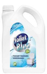 Happy Green Toilet-BLUE 2 l, utantőltő folyadék kémiai toaletthez