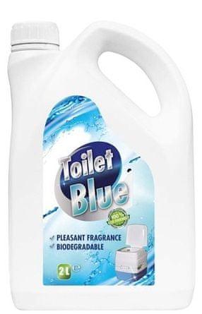 Happy Green Toilet-BLUE 2 l, polnilo za stranišča