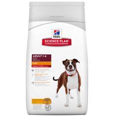 Hill's hrana za odrasle pse Light 12 kg