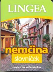 autor neuvedený: Nemčina - slovníček - 2. vydanie
