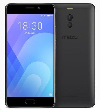 Meizu M6 Note, 3GB/32GB, Black
