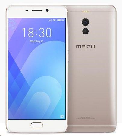 """Meizu M6 Note, 3GB/16GB, 5,5"""" IPS, zlatá"""