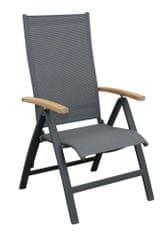Doppler krzesło ogrodowe Parro