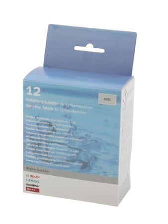 Bosch Odvápňovací tablety pro kávovary a varné konvice 311557