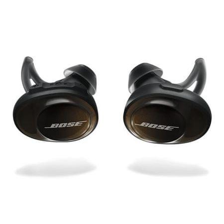 Bose SoundSport Free, slušalke, črne