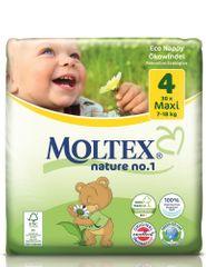 MOLTEX 4 Maxi (7-18 kg) 30 ks