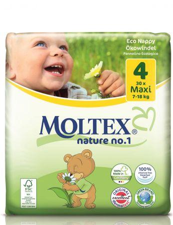 MOLTEX Pelene 4 Maxi (7-18 kg) 30 komada