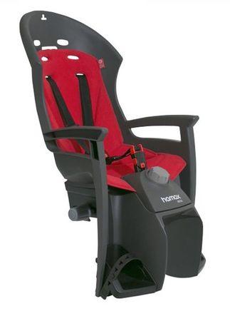 HAMAX Állítható gyerekülés Siesta Plus Grey/Red