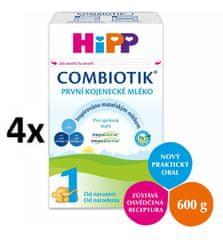 HiPP 1 BIO Combiotic - 4 x 600g