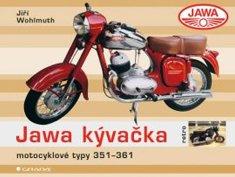 Wohlmuth Jiří: Jawa Kývačka - motocyklové typy 351-361