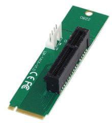 adapter SC078 PCI-E 4x u M.2