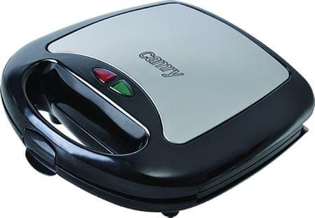 Camry toaster CR 3024, 730 W, črn
