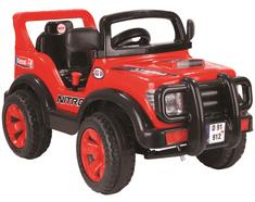 DOLU Elektrické auto NITRO s klaksónom, 6V