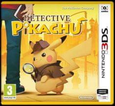 Nintendo igra Detective Pikachu (3DS)