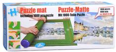 Let's play Podložka na skládání puzzle do velikosti max 2000 dílků + samostatné puzzle 1000 dílků - město