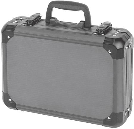 BaseTech kovček iz aluminija (1409411)