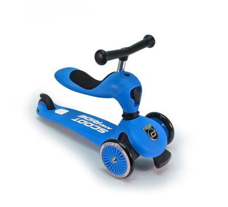 Scoot & Ride Highwaykick 1 roller kék