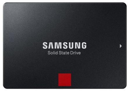 "Samsung SSD disk 860 PRO 512 GB, 6.35 cm (2,5""), SATA3"