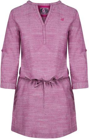 Loap Nicia Női sport ruha rózsaszín L