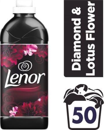 Lenor Diamond and Lotus Flower textilöblítő 1,5 l (50 mosáshoz)