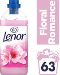 Lenor Floral Romance öblítő 1,9 l (63 mosás)
