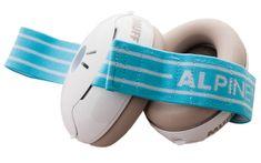 Alpine Muffy Baby Blue Detské izolačné slúchadlá