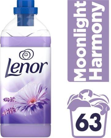 Lenor Moonlight Harmony öblítő 1,9 l (63 mosás)