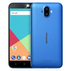 Ulefone S7, DualSIM, niebieski