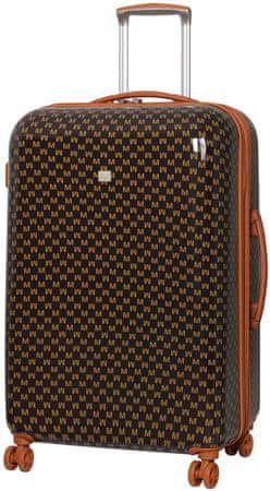 MEMBER´S potovalni kovček TR-0184/3-L, rjav