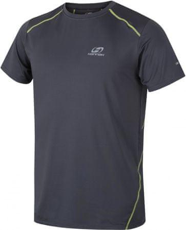 Hannah moška tekaška majica Pacaba Castlerock (Green), sivo zelena, M