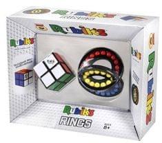 Rubik Rubikova kocka 2x2 + skladačka prstene