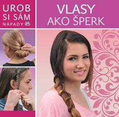 autor neuvedený: Vlasy ako šperk - Urob si sám