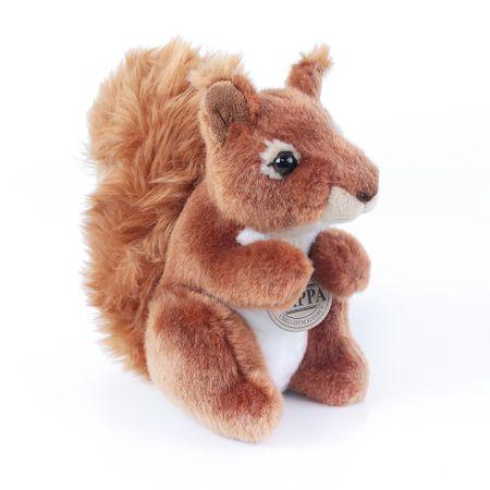 Rappa pluszowa wiewiórka, 18 cm