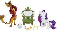 My Little Pony Két pónis kiegészító Rarity és Capper Dapperpaws