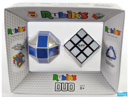 TM Toys Rubik's Készlet Duo: 3x3, Twist