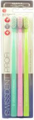Swissdent Profi Gentle Soft 3 ks (green, pink- blue-green)