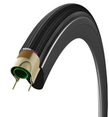 Vittoria plašč Corsa Control G+, 28x700, 350 TPI, črn