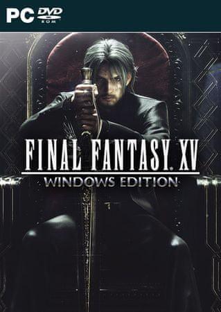 Square Enix Final Fantasy XV Royal Edition (PC)