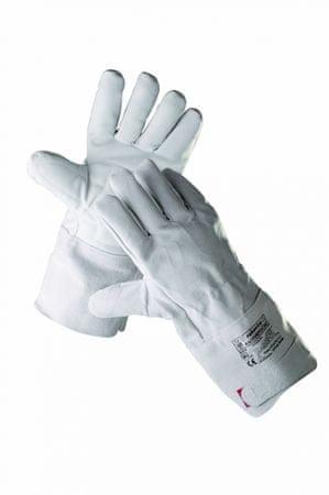 Červa KILLDEER rukavice antivibrační šedá 11